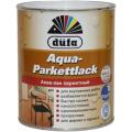 Dufa AQUA-PARKETTLACK лак для паркета глянцевый  2,5 л