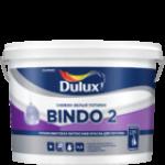 Dulux Bindo 2 (Innetak) / Дулюкс Биндо 2 (Иннетак) краска для потолка 10 л