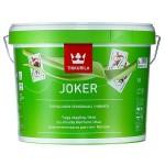 Tikkurila Joker краска латексная, мат, база А 2,7 л