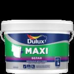 DULUX MAXI шпаклевка финишная, эластичная,  белая 2,5 л