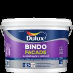 DULUX BINDO FACADE краска для фасадов и цоколей, База BW 10 л