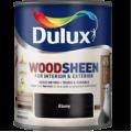 Dulux Woodsheen,Лак-морилка на водной основе ,полуматовый 0,25 л