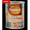 PINOTEX LACKER AQUA 10 лак на водной основе для мебели и стен, матовый 1 л