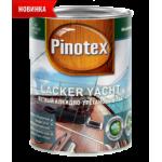 Pinotex Lacker Yacht Яхтный алкидно-уретановый лак, глянцевый 1 л