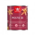 Tikkurila Pesto 30 полуматовая интерьерная эмаль База А 0,9 л