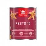Tikkurila Pesto 10 Матовая интерьерная эмаль База А 9 л