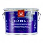 Tikkurila Ultra Classic Полуматовая полиакрилатная краска База А 0,9 л