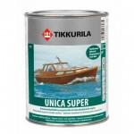 Tikkurila Unica Super яхтный лак глянцевый 0,9 л