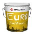 TIKKURILA EURO EKO WOOD антисептик  бесцветный  2,7 л