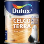DULUX CELCO TERRA 20 лак паркетный , полуматовый 1 л