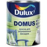 Dulux Domus / Дулюкс Домус полуглянцевая масляно-алкидная краска для деревянных фасадов