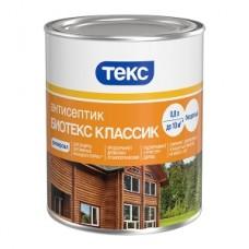 Текс Биотекс Классик Универсал антисептик для деревянных фасадов бесцветный  2,7 л