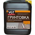 Грунтовка ВД-АК-0301 глубокого проникновения с защитой от грибков, плесени и т.п. 10кг