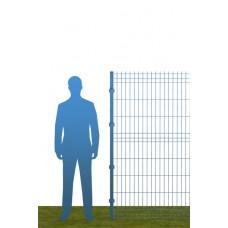 Ограждение под бетонирование В1730 синее (RAL 5010)