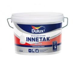 """""""Dulux Innetak"""" глубокоматовая водно-дисперсионная краска для потолков, матовый, 10л"""