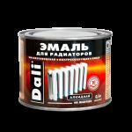 Dali эмаль для радиаторов алкидная быстросохнущая 0,5кг. белый