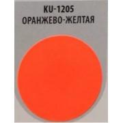 Эмаль флуоресцентная оранжево-красная КУДО KU-1206 520мл