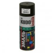 KUDO KU-1005 Эмаль аэрозольная алкидная хаки (0,52л)