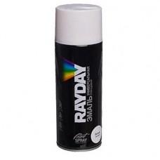 Краска акриловая Rayday глянцевая, 134994, аэрозоль, белый, 520 мл