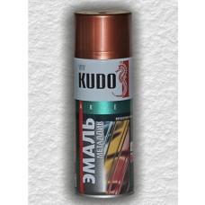 KUDO KU-1030 Эмаль аэрозольная алкидная медь (0,52л)