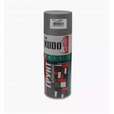 Грунт аэрозольный алкидный универсальный KU-2001 серый(0,52 л)