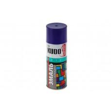 KUDO KU-1015 Эмаль аэрозольная адкидная фиолетовая (0,52л)