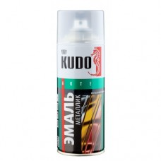 KUDO KU-1031 Эмаль аэрозольная алкидная старая медь (0,52л)