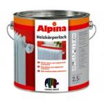 """""""Alpina Fensterlack weiss"""" эмаль для окон 0,75л"""