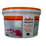 """""""Alpina Renova T"""" краска для стен и потолков 10л"""