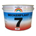 """""""BeckerPlast 7"""" краска для стен и потолков 0,9л"""