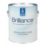 """Sherwin Williams Eminence"" краска для потолков, ярко_белая,  3, 8 л"