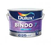 """""""Dulux BINDO 7"""" краска водно-дисперсионная матовая для стен и потолков База BW (ACOMIX) 10л"""