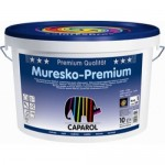Caparol Muresko Premium акриловая фасадная краска усиленная силоксаном База 1  10 л