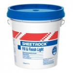 Sheetrock Fill&Finish Light  Шпатлевка 17 л
