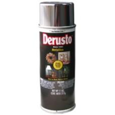 """""""DAP DERUSTO Metallics Spray Enamel"""" эмаль для внутренних и внешних работ , хром, 317г"""