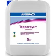 Terraco  Террагрунт Антиплесень анти-грибковая проникающая грунтовка  5 кг