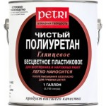 Petri Diamond Hard  лак 100% полиуретан алмазная твердость полуглянцевый  0,94 л