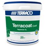 Terraco XL штукатурное покрытие, эффект короед  2,5мм  25 кг