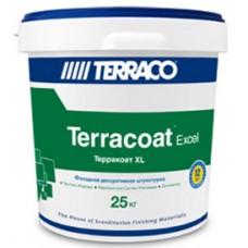 Terraco XL штукатурное покрытие, эффект короед  2мм  25 кг