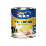 """""""Dulux Kid's Room"""" краска акриловая матовая для стен и потолков База BW (ACOMIX) 2.5л"""