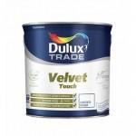 Dulux Velvet Touch / Дулюкс Вельвет Тач глубоко матовая краска для стен и потолков