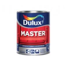 """""""Dulux Master"""" 30 алкидная краска универсального применения, полуматовая бесцветная 10 л"""