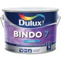 """""""Dulux BINDO 7"""" краска водно-дисперсионная матовая для стен и потолков База BC 2,25 л"""