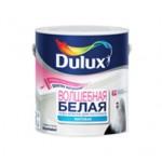 """""""Dulux Magic White-Волшебная Белая"""" краска акриловая матовая для потолков 2.5л"""