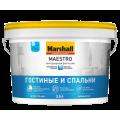 Marshall Maestro краска для стен и потолков матовая 2,5 л