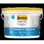 Marshall Maestro краска для стен и потолков матовая 9 л