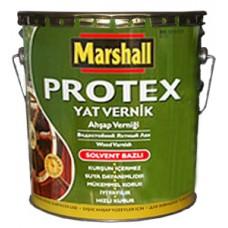 """Marshall Protex Yat / Маршал Протекс Яхт"" лак алкидно - уретан, водостойкий, 0,75л"