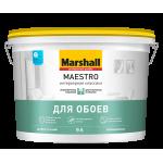 Marshall Maestro краска для сухих помещений матовая 2,5 л