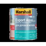 Marshall Export Aqua Enamel универсальная эмаль на водной основе глянцевая, белая  0,5 л