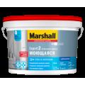 Marshall Export 2 глубокоматовая краска интерьерная База BW 4,5 л